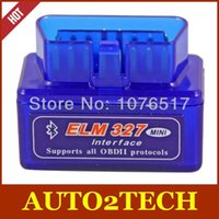 Wholesale MINI ELM327 Bluetooth OBD2 V1