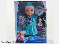led picture light - FROZEN ELSA SNOW GLOW DOLL PRINCESS ACTUAL PICTURE MUSICAL SINGING TALKING LET IT GO with LED light