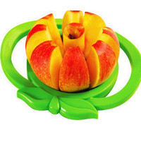 pear corer - 20PCS Perfect Corer Slicer kitchen accessories Easy Cutter Cut Fruit Knife Cutter for Apple Pear TOP70