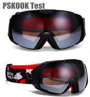 Wholesale Outdoor Ski Goggles Anti UV Professional Unisex Skiing Glasses Downhill Goggles Anti Fog Sports Snowboard Glasses