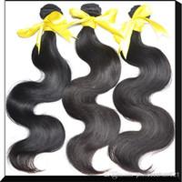 russian hair - Peruvian Indian Brazilian Virgin Hair Bundle inch hair Body Wave AAAAAA Fashion Hair Style Long Last Products A