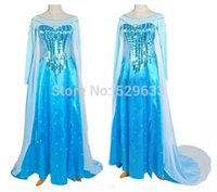 adult halloween custom - sexy elsa costume adult snow queen frozen costume princess elsa cosplay halloween costumes for women fantasy women fancy dress custom