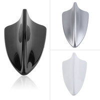 Wholesale Waterproof Car Auto Shark Fin Shape Antenna Antistatic Dummy Aerial Roof Brand New