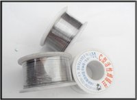 Wholesale 0 mm g Tin Lead Melt Rosin Core Solder Soldering Wire Reel freeshipping Dropshipping