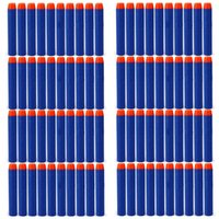 nerf darts - Nerf N strike Elite Rampage Retaliator Series Blasters Refill Clip Darts electric toy gun soft nerf bullet For Kids Sports Games NEW