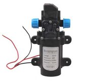 Wholesale High Quality DC V W Micro Diaphragm water Pump Car Vehicle Water Pump with High Automatic Pressure