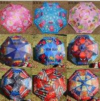 Wholesale best price Children Umbrella TMNT umbrella and avengers umbrella spiderman umbrella Sofia umbrella Children Frozen Umbrella cm Series D247