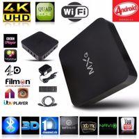 Cheap MXQ Amlogic tv box Best Amlogic S805 Smart Android 4.4 TV Box