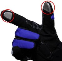 android racing - Motorcycle Motocross Racing Winter Warm Gloves Telefinger Touch Screen Iphone Android Waterproof Windproof Gloves