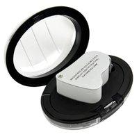 Wholesale LED Double Multiple X X Jeweler Eye Loupe Magnifier Magnifying glass