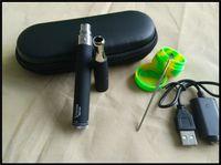 Diamond mist ego e cigarette starter kit with black pouch