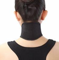 Wholesale 550pcs Tourmaline Self Heating Magnetic Therapy Neck Wrap Belt Neck Self Heat Brace Neck Support Neck Strap
