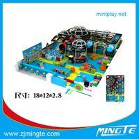 playground equipment - MT S ISO9001 CE unique design children playground indoor playground equipment naughty castle factory direct to sale