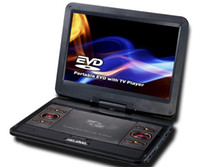 Yes portable dvd player tv - 2015 Hot DVD VCD player inch portable dvd player CD player with game TV Fm radio