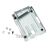 Wholesale Hard Disk Drive Tray HDD Mounting Bracket for PS3 Super Slim Consoles CECH x Series APFSF