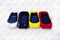 Wholesale Smallest Solar Power Racing Car Mini solar toys solar energy toys