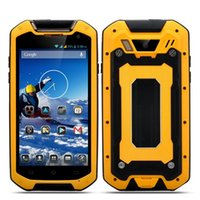 Cheap GSM850 waterproof phone Best Quad Core Android v12