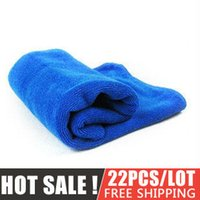 Wholesale HOT SALE x30CM Microfiber Towel Car Cleaning Wash Clean Cloth Soft Good permeability and absorptivity