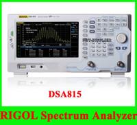 Wholesale Digital Spectrum Analyzer with Tracking Generator KHz to GHz dBm dBc Hz Inch WVGA x480 Rigol DSA815 TG