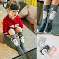 baby girl cartoon images - LJJD3562 pairs infant cotton socks leg warmers baby Fox stockings Animal image stockings Baby girl Cartoon socks christmas gift