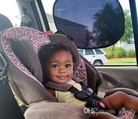 baby window shades - 1 pair Car sun shade Baby Sun Shade Protect Your Baby From Harmful UV Rays