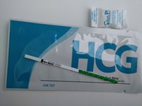 Wholesale HCG diagnostic pregnancy test strip mm CE approved
