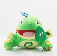 Wholesale 55pcs New Arrive Anime Pokemon Politoed Plush Doll toy cm HX