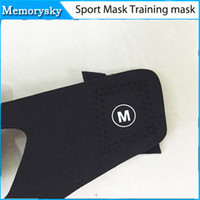 yoga equipment - Hot selling Mask High Altitude Simulation Mask Crossfit Yoga Fitness Fitness Equipment Training ourdoor Equipment top quality