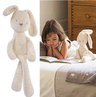 aristocrat free - Early Education Toys Soft Toy Aristocrat Smooth Obedient Rabbit Baby Sleep Calm Doll Plush Toys