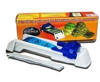 plastic rolls - Dolmer magic roll sushi maker DOLMER meat and vegetable roller
