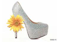 Cheap Silver Wedding Shoes Best Rhinestone Wedding Shoes