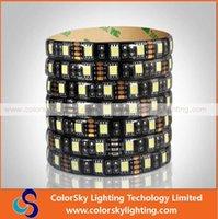 light tape - 12v LED Strip SMD5050 Black board led M IP65 waterproof epistar chip high lumen CE ROHS LED Flexible light LED tape