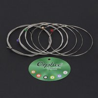 Wholesale Orphee RX19 Electric Guitar String Set Nickel Alloy String Set Medium Tension Strong Durability High Gloss