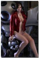 ada wong - Resident Evil Game Art Silk Poster Print x36 inch Ada Wong Robot