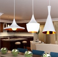 abc sales - Hot sale Design by Tom Dixon Pendant Lamp Beat Light tom dixon copper shade Chandelier Lights ABC Tall Fat and Wide PACK