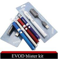 Cheap EVOD blister kit Best Electronic Cigarette EVOD kit