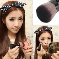 adjustable brush - Pro Retractable Makeup Blush Brush Powder Cosmetic Adjustable Face Power Brush Kabuki Brush Hot Fashion New