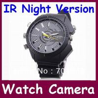 Wholesale High Quality P HD IR Camera Night Vision Waterproof Securitty Mini DVR Watch Camera