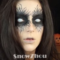 Wholesale New models of HALLOWEEN box pair READY STOCK Crazy contact lenses Halloween contact lenses COSPLAY ccontact lenses