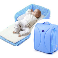 Wholesale Newborn Baby sleeping cribs portable infant bed cradles cots sleeper crib