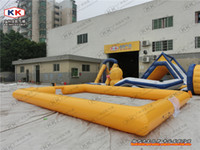 airtight games - Inflatable Football Game Field airtight inflatable football pitch for kids school use
