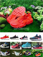 Wholesale 2015 Classic Air Huarache Running Shoes For Women Men Breathable Huaraches Women s And Men s Sport Shoes Eur Size Free Sh