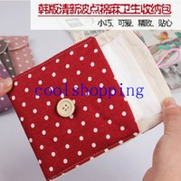 Cheap napkin storage case Best Cosmetic bag