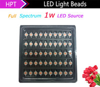 Wholesale 10pcs full spectrum led grow chip w Bridgelux nm nm led light beads for plant growth Hydroponic