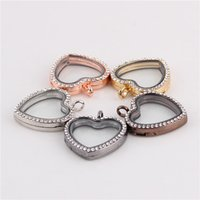 Cheap Living Locket Charms Best Floating Living Locket charm