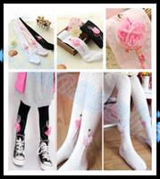 ballerina leotards - new girl ballet tights baby kid children girl Princess ballerina lace ballet Dancewear leggings tights leotard bottom pantyhose tights socks