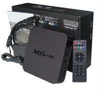 Wholesale MXQ K Android TV Box WIFI installed XBMC RK3229 Quad Core GB GB ROM Support up to K HDMI2 Media Player