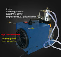 Wholesale 220v hot selling good price electric mini Portable pcp high pressure air compressor psi air pump for L tank