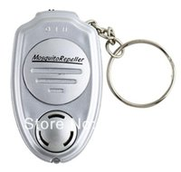 Wholesale 50pcs Key Clip Keychain Electronic Ultrasonic Pest Mosquito Insect Repeller