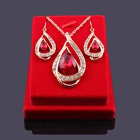 Cheap Crystal jewelry Best Jewelry Sets